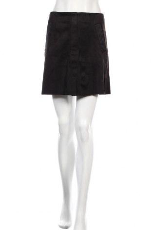 Φούστα Naf Naf, Μέγεθος M, Χρώμα Μαύρο, Πολυεστέρας, Τιμή 6,24€