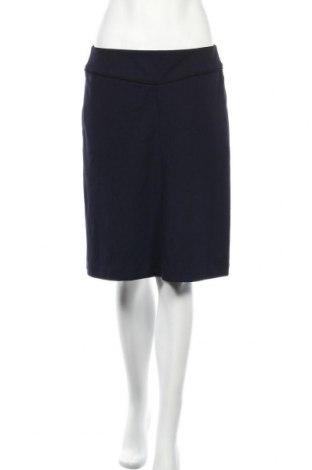 Sukně S.Oliver, Velikost M, Barva Modrá, 96% polyester, 4% elastan, Cena  191,00Kč