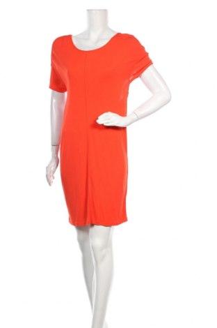 Рокля Acne, Размер M, Цвят Оранжев, Вискоза, Цена 84,00лв.