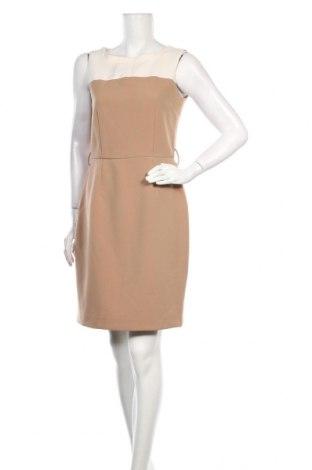 Φόρεμα Banana Republic, Μέγεθος M, Χρώμα  Μπέζ, 80% πολυεστέρας, 16% βισκόζη, 4% ελαστάνη, Τιμή 12,22€