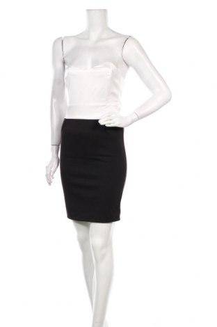 Šaty  Just Female, Velikost XS, Barva Černá, 75% viskóza, 25% elastan, Cena  499,00Kč