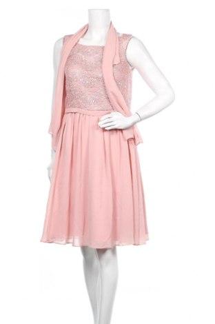 Φόρεμα Mascara, Μέγεθος L, Χρώμα Ρόζ , Πολυεστέρας, Τιμή 29,51€
