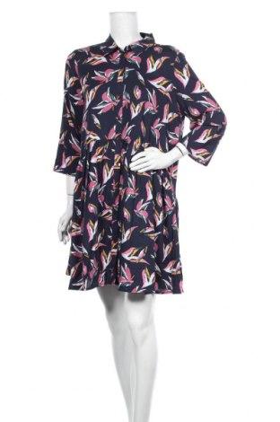 Φόρεμα Tom Tailor, Μέγεθος L, Χρώμα Μπλέ, Βισκόζη, Τιμή 34,41€