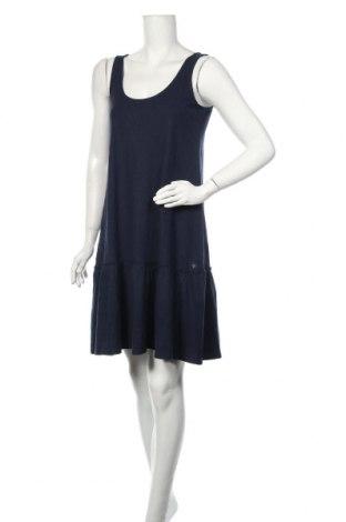Φόρεμα Tom Tailor, Μέγεθος S, Χρώμα Μπλέ, Βαμβάκι, Τιμή 7,11€
