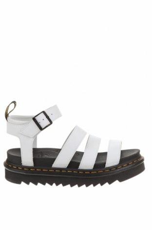 Sandale Dr. Martens, Mărime 40, Culoare Alb, Piele naturală, Preț 295,63 Lei