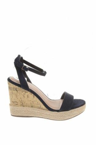 Sandály New Look, Velikost 41, Barva Modrá, Textile , Cena  787,00Kč