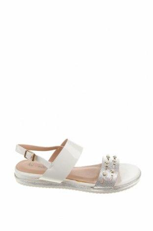 Sandály Pink Pearl, Velikost 40, Barva Bílá, Eko kůže, Cena  548,00Kč