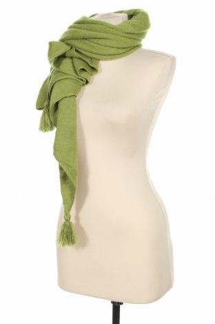 Шал Tom Tailor, Цвят Зелен, Цена 31,85лв.