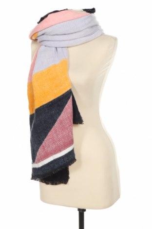 Шал Tom Tailor, Цвят Многоцветен, Полиакрил, Цена 31,85лв.