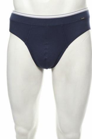 Slipy Hanro, Velikost M, Barva Modrá, 60% bavlna, 30% modal, 10% elastan, Cena  209,00Kč