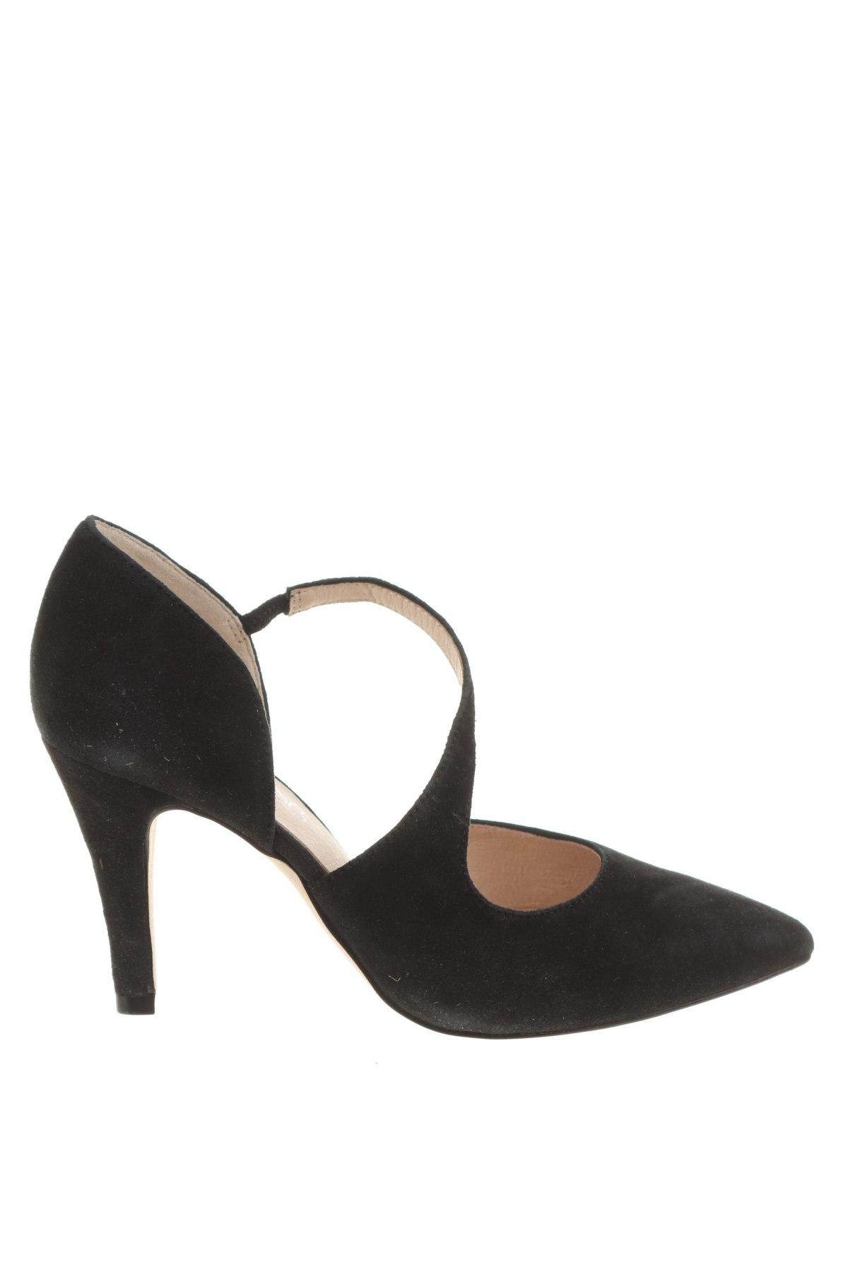 Дамски обувки Caprice, Размер 37, Цвят Черен, Текстил, Цена 96,75лв.