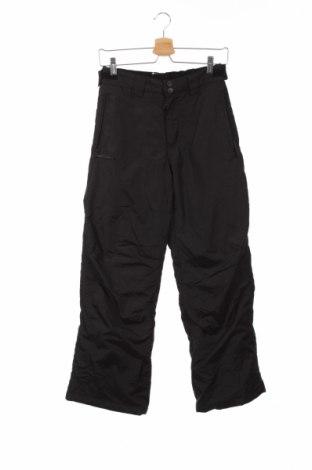 Παιδικό παντελόνι για χειμερινά σπορ Maui, Μέγεθος 13-14y/ 164-168 εκ., Χρώμα Μαύρο, Πολυεστέρας, Τιμή 26,60€