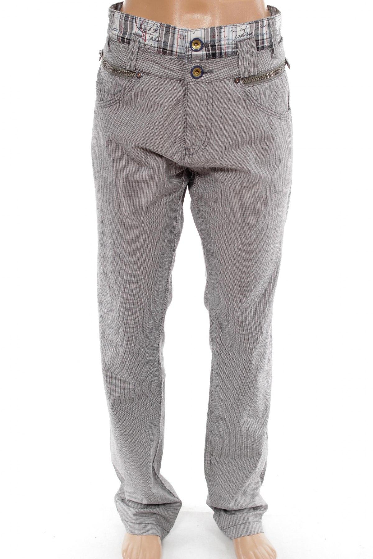 Pánské kalhoty Desigual - za vyhodnou cenu na Remix -  102388301 958574998d3