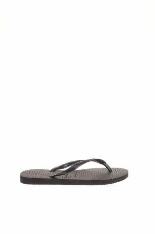Papuci de casă Havaianas, Mărime 35, Culoare Negru, Poliuretan, Preț 34,07 Lei