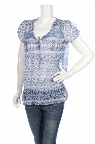Дамска блуза Antilia Femme, Размер L, Цвят Многоцветен, 100% полиестер, Цена 7,20лв.