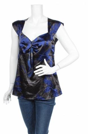 Дамска блуза Apostrophe, Размер L, Цвят Многоцветен, 97% полиестер, 3% еластан, Цена 3,12лв.