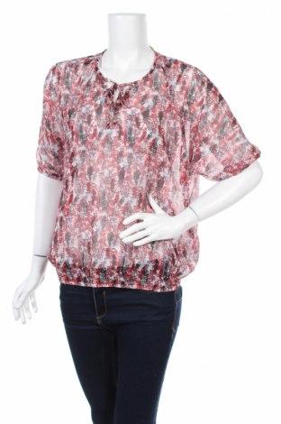 Дамска блуза Christian Berg, Размер S, Цвят Многоцветен, 100% полиестер, Цена 5,25лв.