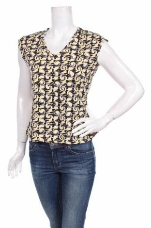 Дамска блуза Comma,, Размер M, Цвят Многоцветен, 92% полиестер, 8% еластан, Цена 11,60лв.