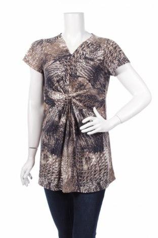 Дамска блуза Comma,, Размер L, Цвят Многоцветен, 100% полиамид, Цена 11,20лв.