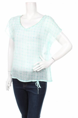 Дамска блуза Comma,, Размер XS, Цвят Син, 100% полиестер, Цена 14,40лв.