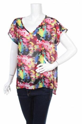 Дамска блуза Elle, Размер M, Цвят Многоцветен, Цена 5,06лв.
