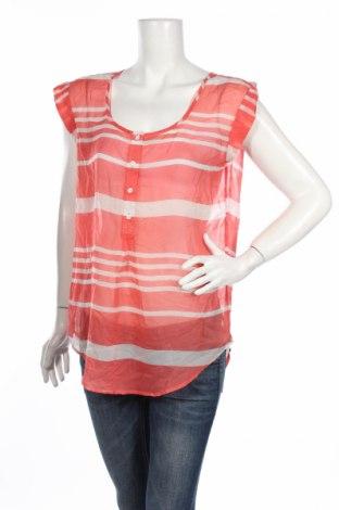 Дамска блуза Smartset, Размер L, Цвят Оранжев, Цена 4,50лв.