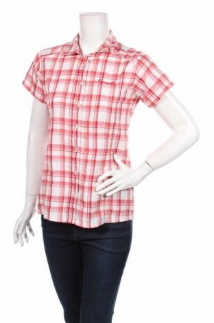 Дамска риза Icepeak, Размер M, Цвят Червен, 90% полиестер, 10% вискоза, Цена 8,32лв.