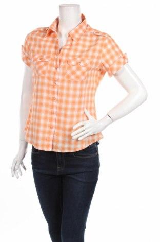 Γυναικείο πουκάμισο Image, Μέγεθος M, Χρώμα Πορτοκαλί, 100% βαμβάκι, Τιμή 5,31€