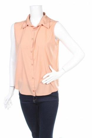 Γυναικείο πουκάμισο Just Female, Μέγεθος M, Χρώμα Ρόζ , Πολυεστέρας, Τιμή 6,03€