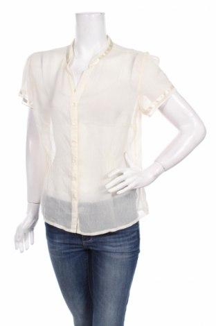 Дамска риза Reitmans, Размер L, Цвят Бежов, Цена 4,00лв.