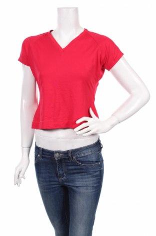 Дамска тениска Shock Absorber, Размер L, Цвят Червен, 93% полиамид, 7% еластан, Цена 3,20лв.