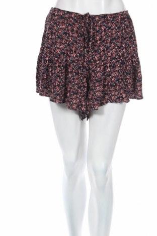 Дамски къс панталон American Eagle, Размер L, Цвят Многоцветен, Вискоза, Цена 6,80лв.