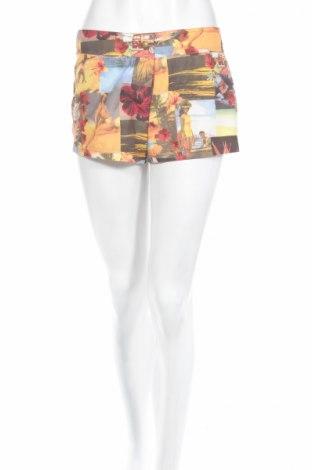 Γυναικείο κοντό παντελόνι Calzedonia, Μέγεθος S, Χρώμα Πολύχρωμο, Πολυεστέρας, Τιμή 4,86€