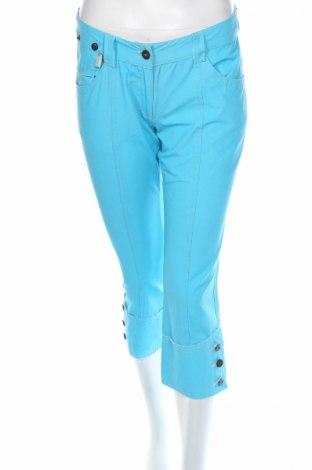 Дамски панталон Stratt, Размер XS, Цвят Син, Цена 9,18лв.