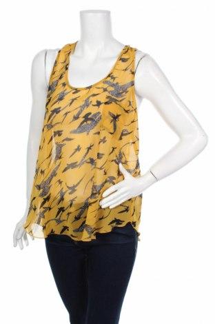 Γυναικείο αμάνικο μπλουζάκι Poetry, Μέγεθος S, Χρώμα Πολύχρωμο, Πολυεστέρας, Τιμή 5,72€