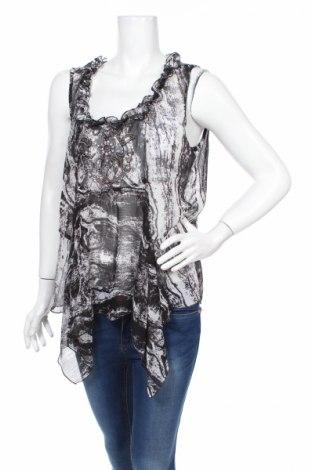 Γυναικείο αμάνικο μπλουζάκι Suzanne Grae, Μέγεθος L, Χρώμα Μαύρο, Τιμή 2,60€