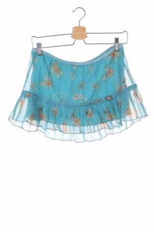 Παιδική φούστα Abercrombie Kids, Μέγεθος 15-18y/ 170-176 εκ., Χρώμα Μπλέ, Βισκόζη, Τιμή 4,80€