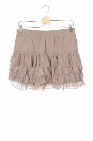 Παιδική φούστα Crash One, Μέγεθος 15-18y/ 170-176 εκ., Χρώμα Γκρί, Πολυεστέρας, Τιμή 3,53€