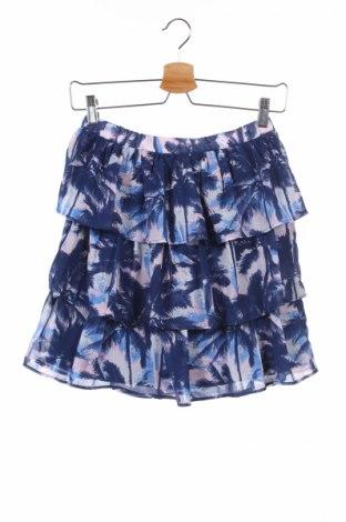 Детска пола H&M, Размер 14-15y/ 168-170 см, Цвят Многоцветен, Полиестер, Цена 4,25лв.