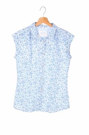 Детска риза Here+There, Размер 15-18y/ 170-176 см, Цвят Син, Памук, Цена 6,00лв.