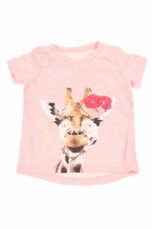 Παιδικό μπλουζάκι Tom Tailor, Μέγεθος 18-24m/ 86-98 εκ., Χρώμα Ρόζ , 60% βαμβάκι, 40% πολυεστέρας, Τιμή 11,49€