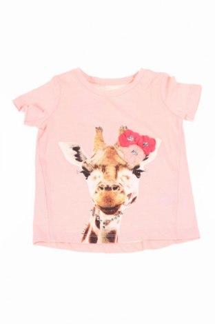 Detské tričko Tom Tailor, Veľkosť 18-24m/ 86-98 cm, Farba Ružová, 60% bavlna, 40% polyester, Cena  6,97€