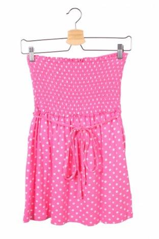 Детска туника F&F, Размер 11-12y/ 152-158 см, Цвят Розов, 100% памук, Цена 9,60лв.