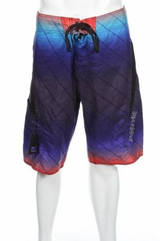 Ανδρικό κοντό παντελόνι Islandhaze, Μέγεθος L, Χρώμα Πολύχρωμο, Πολυεστέρας, Τιμή 8,42€