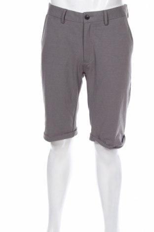 Pánske kraťasy  Selected Homme, Veľkosť M, Farba Sivá, 72% polyester, 25% bavlna, 3% elastan, Cena  11,73€