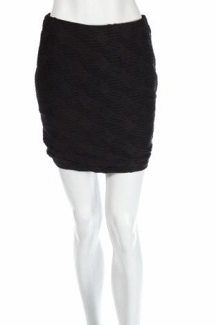 Φούστα Amisu, Μέγεθος S, Χρώμα Μαύρο, 84% πολυεστέρας, 16% ελαστάνη, Τιμή 4,42€