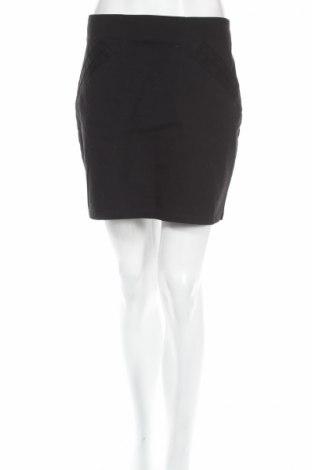 Пола H&M, Размер M, Цвят Черен, 98% памук, 2% еластан, Цена 4,60лв.