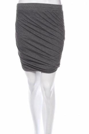 Φούστα Just Female, Μέγεθος M, Χρώμα Γκρί, 65% βισκόζη, 35% ελαστάνη, Τιμή 6,03€
