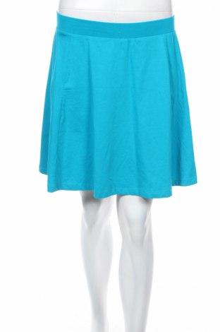 Пола Laura Torelli, Размер XS, Цвят Син, 95% памук, 5% еластан, Цена 5,44лв.