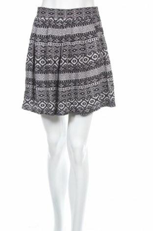 Φούστα Moodo, Μέγεθος M, Χρώμα Γκρί, Βισκόζη, Τιμή 4,52€